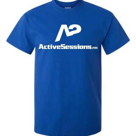 antique royal Active Sessions FM tee